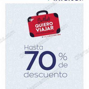 Outlet Quiero Viajar Interjet: Hasta 70% de descuento