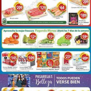 Walmart: Promociones Fin de Semana de Asador, carnes, frutas y verduras del 12 al 14 de Octubre 2018