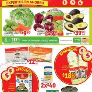 Soriana Mercado: Promociones de fin de semana, carnes, frutas y verduras al 8 de Octubre 2018