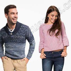Suburbia: 20% de descuento en todas las blusas y suéteres para toda la familia