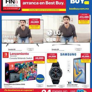 Folleto Ofertas Buen Fin 2018 Best Buy