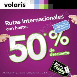 Black Friday 2018 Volaris: Hasta 50% de descuento en vuelos nacionales e internacionales