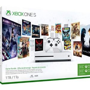 Buen Fin 2018 Amazon: Consola Xbox One S 1TB + Game Pass 3 Meses + Live 3 Meses desde $3,563