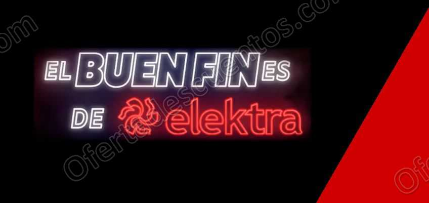 El Buen Fin 2018 Elektra: 10% de descuento adicional con Mercado Pago