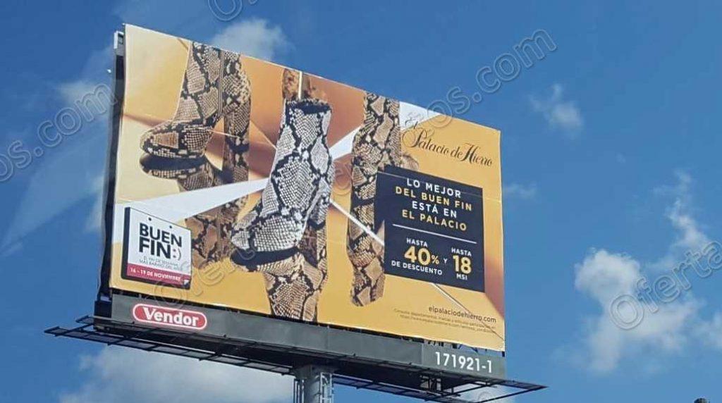 El Buen Fin 2018 Palacio de Hierro: Hasta 40% de descuento