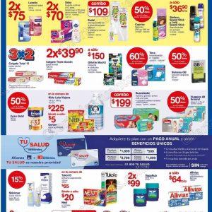 Farmacias Benavides: Promociones de fin de semana del 2 al 5 de Noviembre 2018