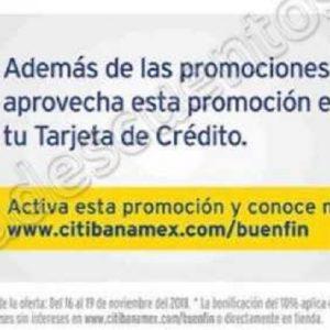 El Buen Fin 2018 Citibanamex