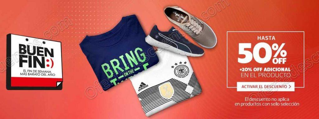 Promociones El Buen Fin 2018 Netshoes