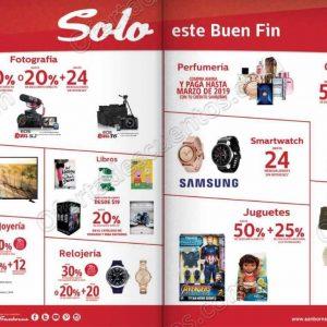 Promociones El Buen Fin 2018 Sanborns