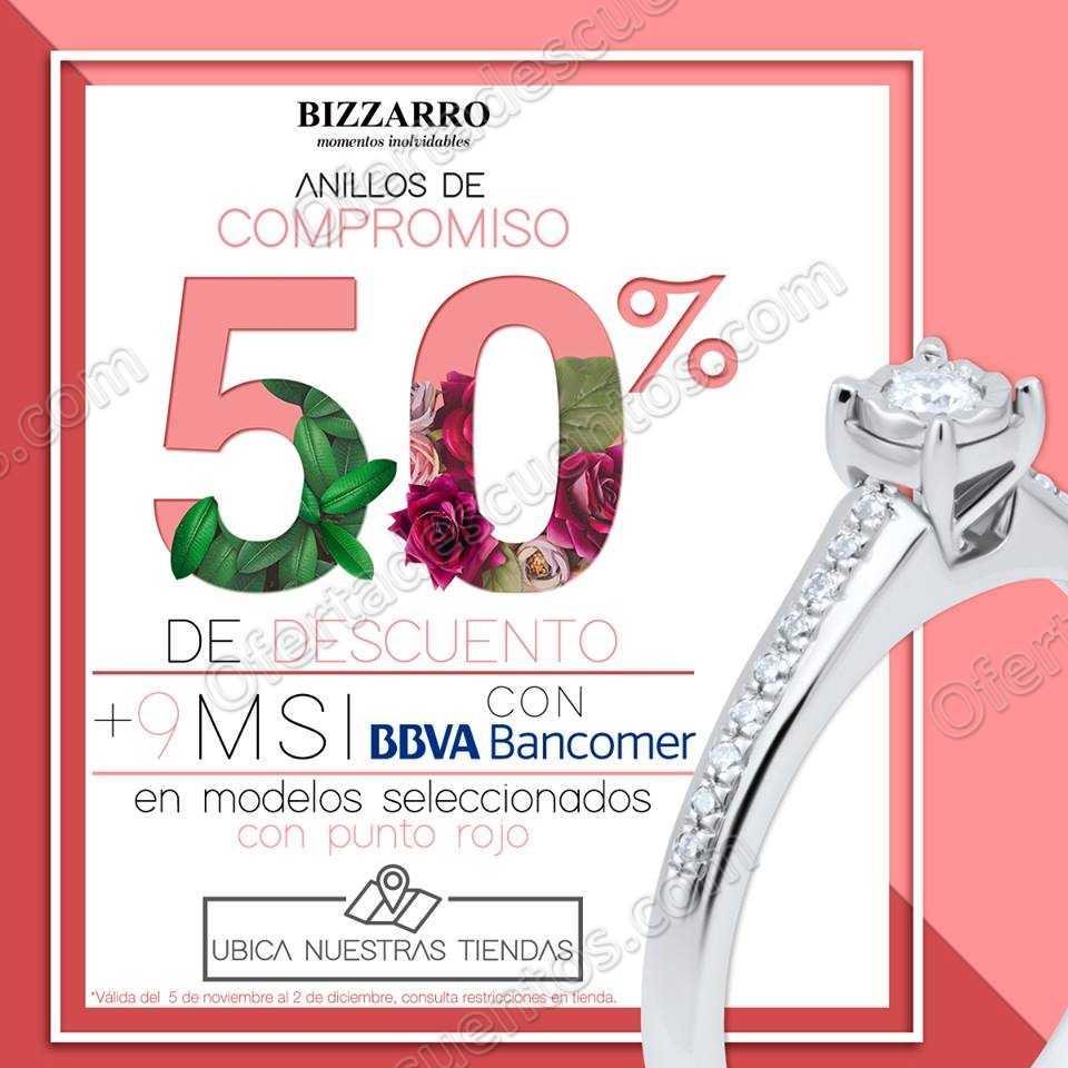 Joyerías Bizzarro: Promociones Noviembre/ Diciembre 2018