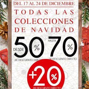 Home Store: Hasta 70% de descuento más 20% adicional en artículos de Navidad