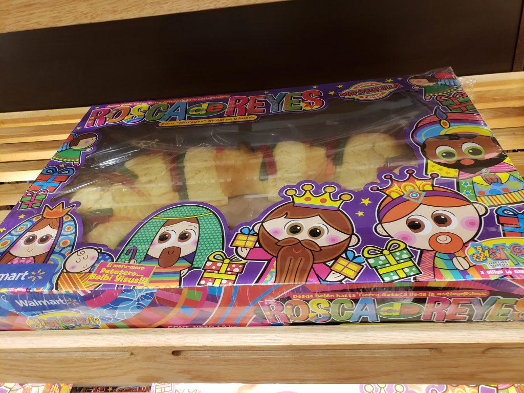 Walmart: Rosca de Reyes grande Distroller de $159  $50 pesos