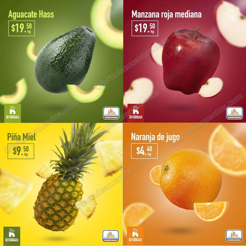 Chedraui: Frutas y Verduras 19 y 20 de Marzo 2019