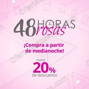 48 Horas Rosas Liverpool 26 y 27 de Abril 2019
