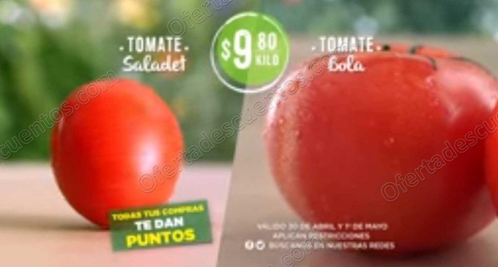 Soriana: Ofertas Frutas y Verduras 30 de Abril y 1 de Mayo 2019
