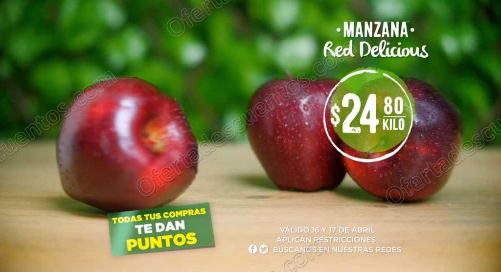 Soriana: Ofertas Frutas y Verduras 16 y 17 de Abril 2019