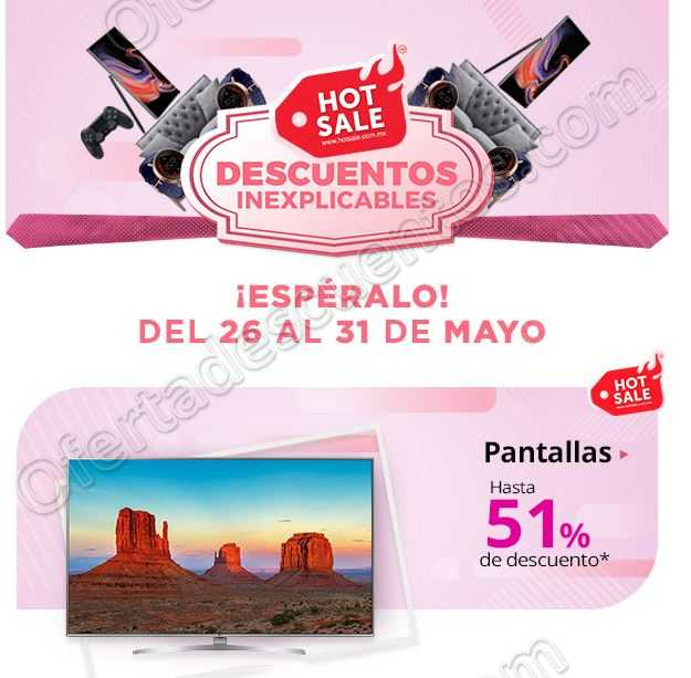 Descuentos Hot Sale 2019 en Liverpool