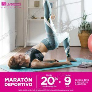 Maratón Deportivo Liverpool 2019: Hasta 20% de descuento