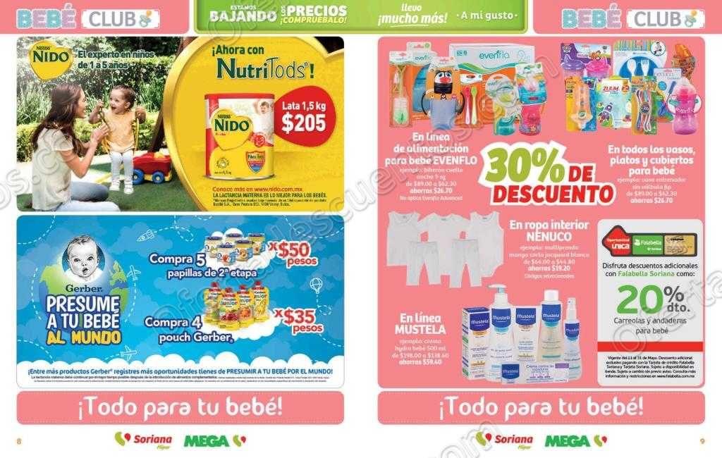 Soriana: Promociones de Fin de Semana del 17 al 20 de Mayo 2019
