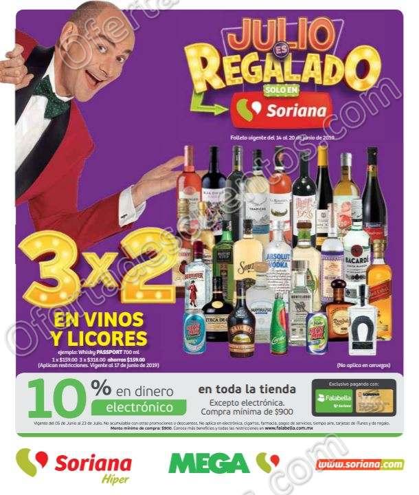 Folleto Julio Regalado del 14 al 20 de Junio 2019