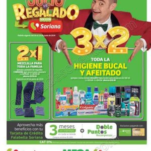 Folleto Ofertas Julio Regalado 2019 del 5 al 13 de Junio