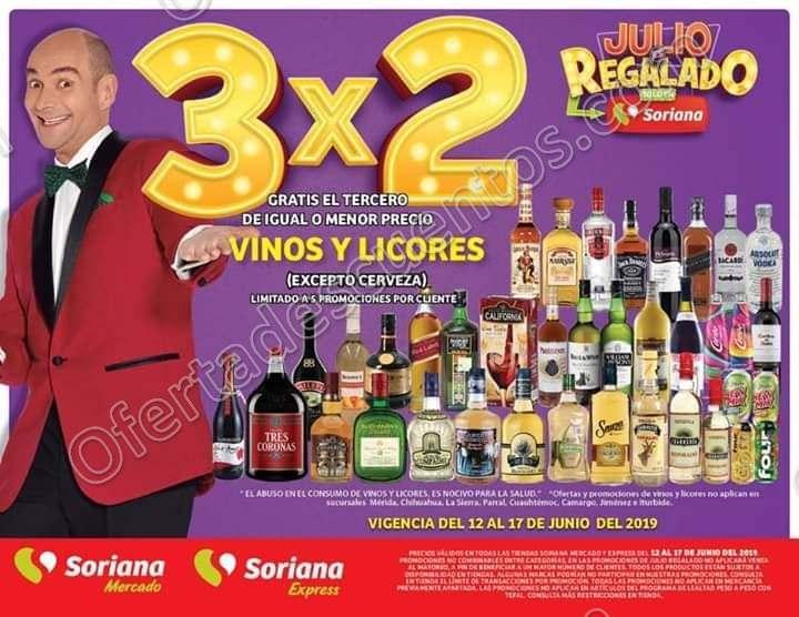 Fechas de Promociones Julio Regalado 2019