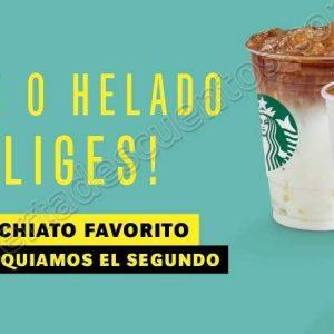 Starbucks: Cupón 2×1 en Bebidas Preparadas Macchiato