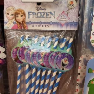 Walmart: Varias Liquidaciones Popotes Frozen $5.01 y más