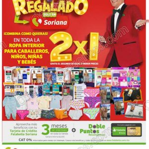 Folleto Ofertas Julio Regalado 2019 del 19 al 25 de Julio