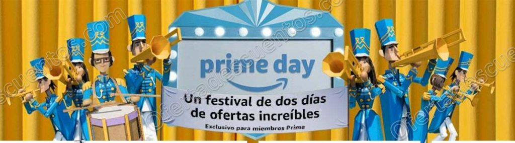 Promociones Prime Day Amazon 15 y 16 de Julio 2019