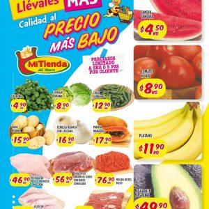 Mi Tienda del Ahorro: Ofertas en Frutas y Verduras del 20 al 22 de Agosto 2019