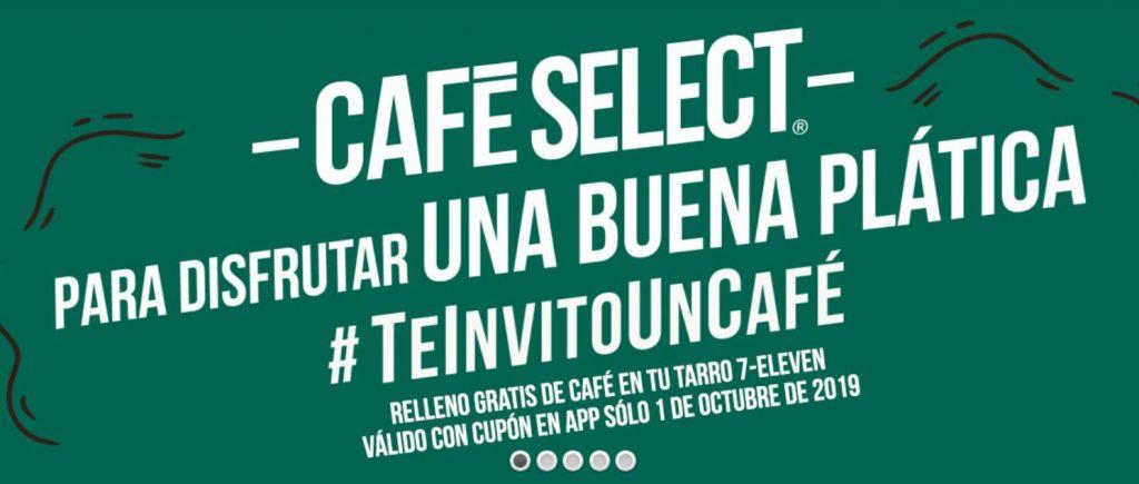 7 Eleven: Café GRATIS el 1 de Octubre 2019