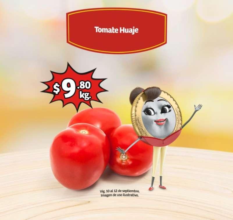 Soriana Mercado: Ofertas Frutas y Verduras del 10 al 12 de Septiembre 2019