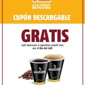 Café GRATIS en Oxxo por el Día del Café del 1 al 31 de Octubre 2019