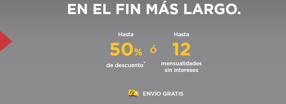 El Buen Fin 2019 Palacio de Hierro: Hasta 50% de descuento