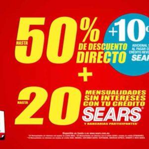 El Buen Fin 2019 Sears