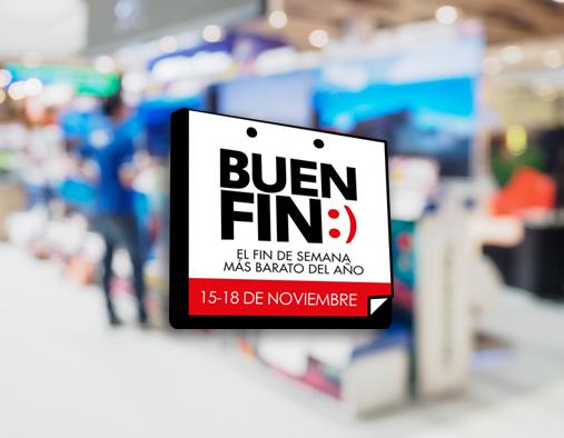 El Buen Fin 2019 del 15 al 18 de Noviembre