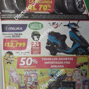 Folleto Buen Fin 2019 Soriana Mercado
