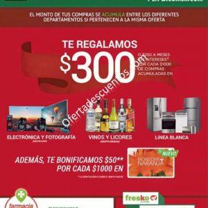 Promociones El Buen Fin 2019 en La Comer y Fresko