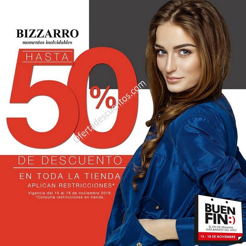 Promociones El Buen Fin 2019 en Bizzarro