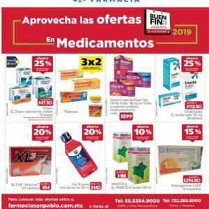 El Buen Fin 2019 en Farmacia San Pablo