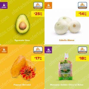 Chedraui: Ofertas MartiMiércoles de Frutas y Verduras 3 y 4 de Diciembre 2019