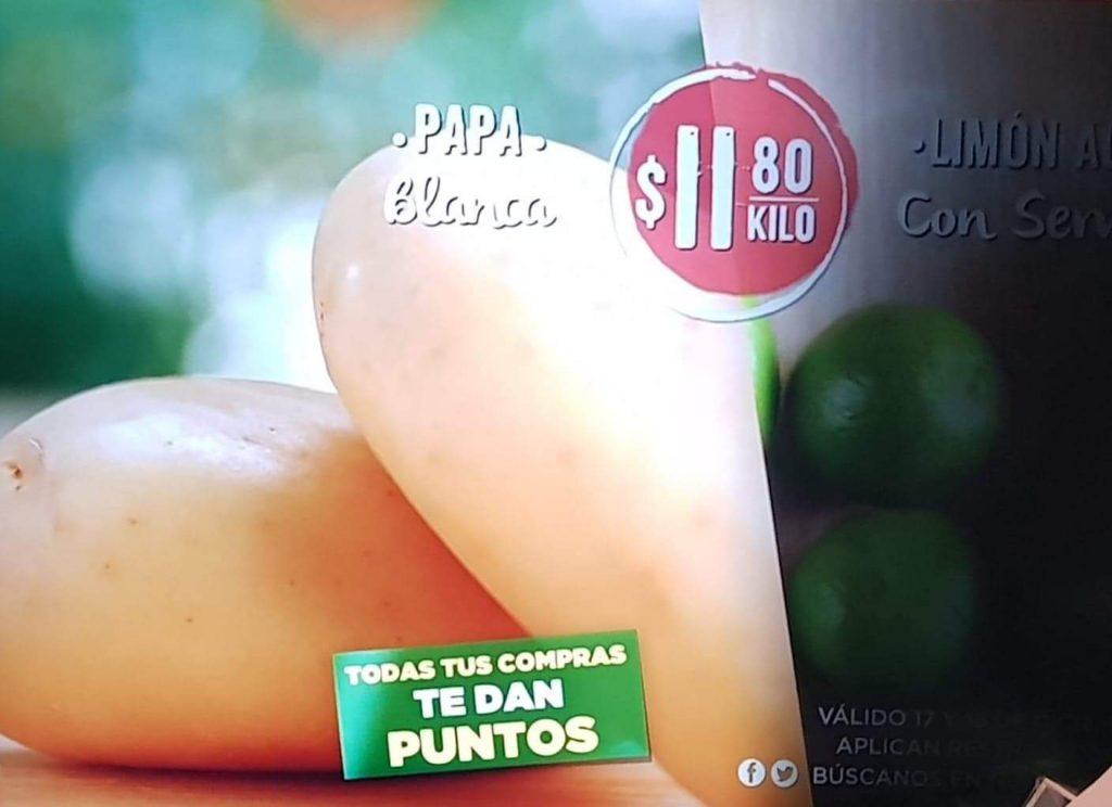 Soriana: Ofertas Frutas y Verduras Martes y Miércoles del Campo 24 y 25 de Diciembre 2019