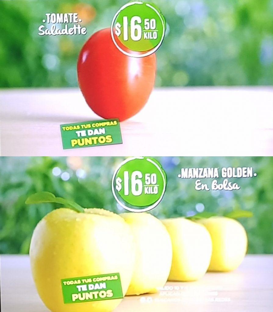 Soriana: Ofertas Frutas y Verduras Martes y Miércoles del Campo 10 y 11 de Diciembre 2019