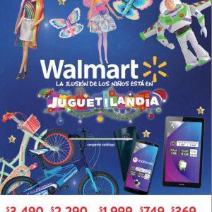 Walmart: Folleto Ofertas del 4 al 17 de Diciembre 2019
