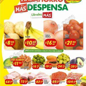 Mi Tienda del Ahorro: Ofertas en Frutas y Verduras del 14 al 16 de Enero 2020