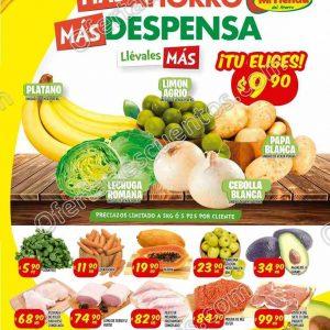 Mi Tienda del Ahorro: Ofertas en Frutas y Verduras del 28 al 30 de Enero 2020
