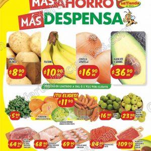Mi Tienda del Ahorro: Ofertas Frutas y Verduras del 7 al 9 de Enero 2020