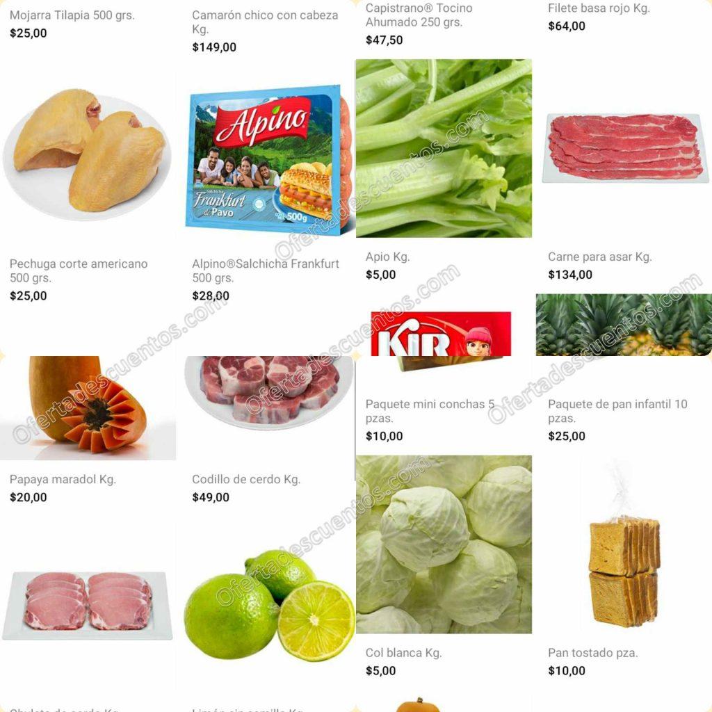 Bodega Aurrerá: Ofertas Frutas y Verduras del 3 al 5 de Marzo 2020