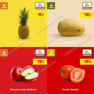 Chedraui ofertas martimiercoles de frutas y verduras 10 y 11 de marzo 2020